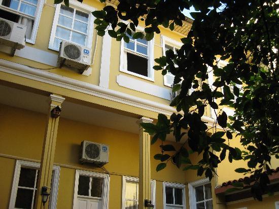 Antikhan Hotel: Innenhof