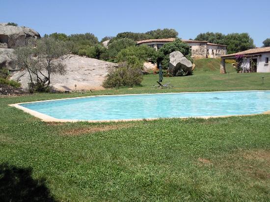 Tenuta Pilastru: piscine