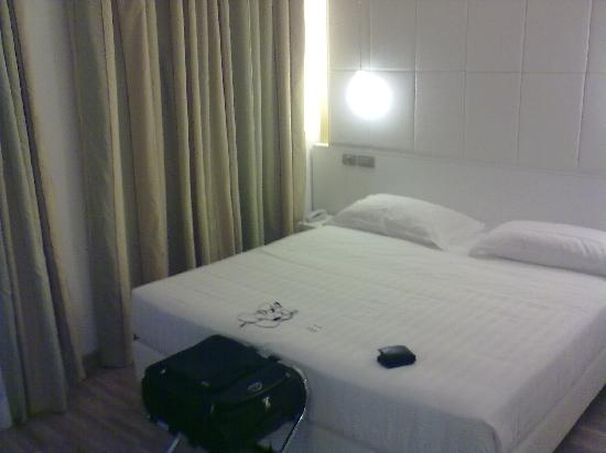 Roma Point Hotel : Letto-Bed