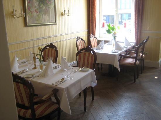 Kaiserhof: dinner place