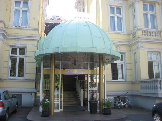 Kaiserhof : entre