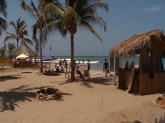 Mancora, Peru: Traumhafter Strand