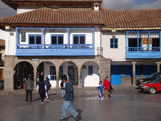 Pasillo picture of plaza de armas cusco hotel cusco tripadvisor