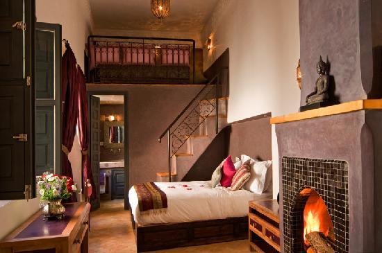 Riad Cinnamon : Meknes Suite