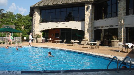 StoneBridge Resort: One of the pool areas
