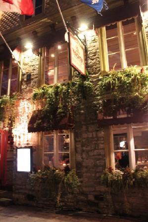 Le Patriarche : Outside of the Restaurant