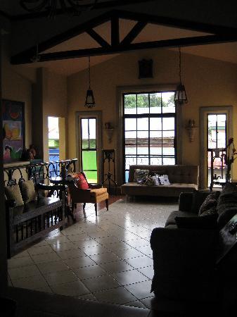 Hotel Los Balcones de Chinandega: Upstairs