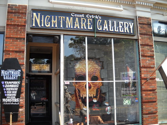 ‪Count Orlok's Nightmare Gallery‬
