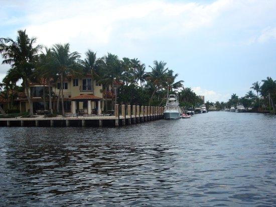 15.- Fort Lauderdale: vista de mansiones V