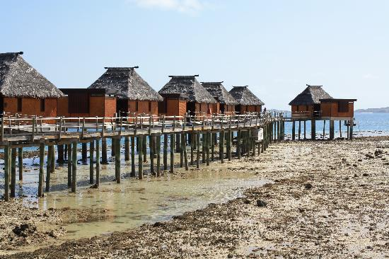 Likuliku Lagoon Resort: disappointing