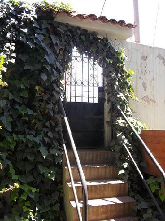 El Tuco Hostel: El Tuco の門