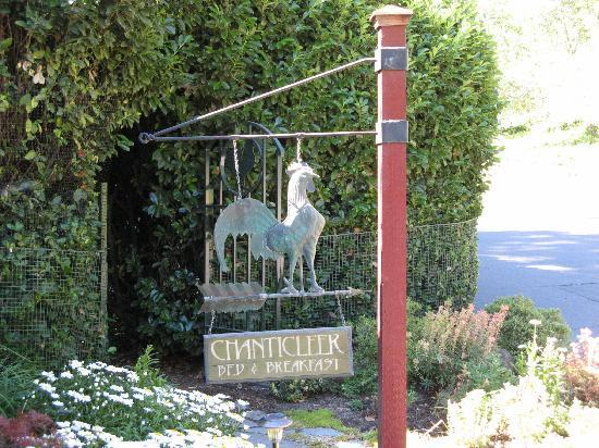 Chanticleer Inn B&B: This is the place