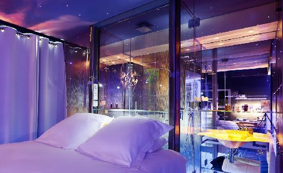 Seven Hotel Paris: Absolute Levitation