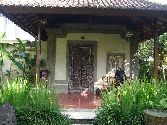 Ubud Bungalow: My room