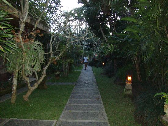 Ubud Bungalow: The Gardens