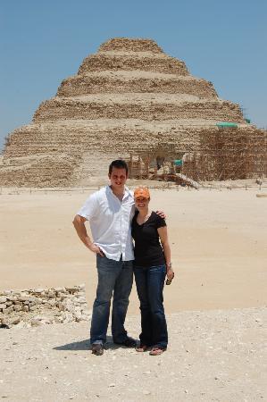 Emo Tours - Day Tours: Saqqara Pyramid