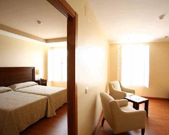 Alange, Spain: Detalle de la Suite