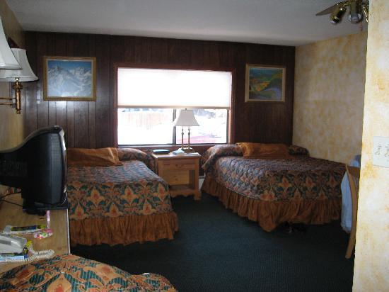 Tyrolean Lodge: Zimmer im Erdgeschoss