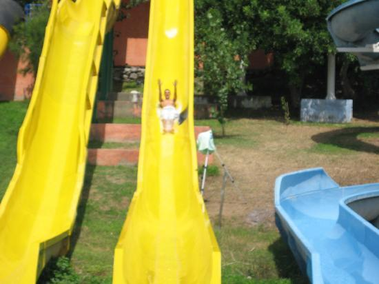 Sarroch, Italia: Kamikaze 1 Gobba