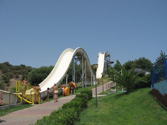 Sarroch, Italien: Roller Coaster