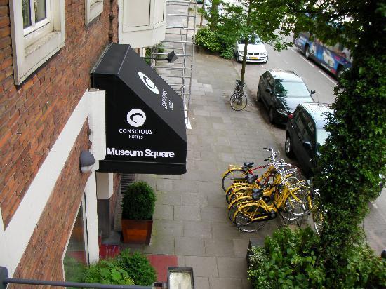 Conscious Hotel Museum Square Amsterdam