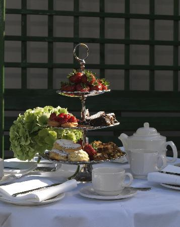 The Old Government House Hotel & Spa: Afternoon Tea