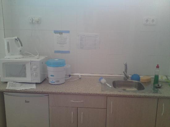Hotel Presidente: Babyroom facilities