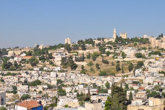 Jerusalem Panorama Hotel: Panorama