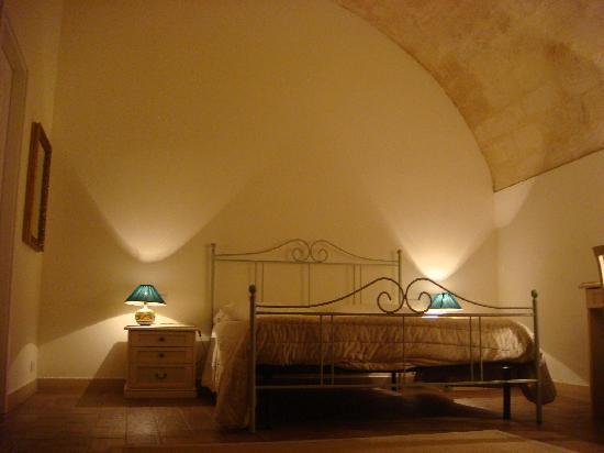 Caveoso Hotel: 部屋の中