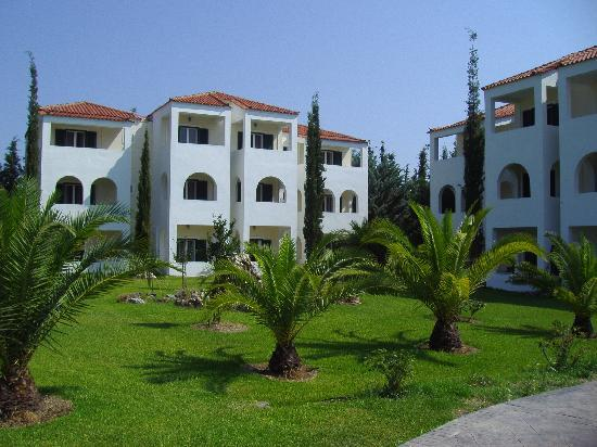 Hotel Konaki: New buildng