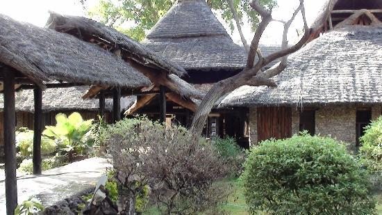 Sarova Shaba Game Lodge : restaurant