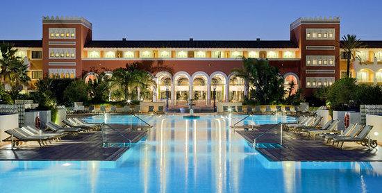 Hotel Melia Sancti Petri 5* GL