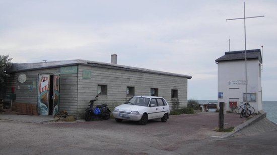 Blainville-sur-Mer, Francia: Exterior