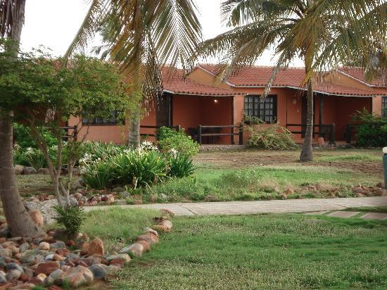 Coche Paradise Hotel Isla Margarita: vista de las habitaciones