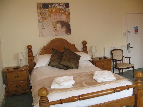 Pateley Bridge, UK: Room
