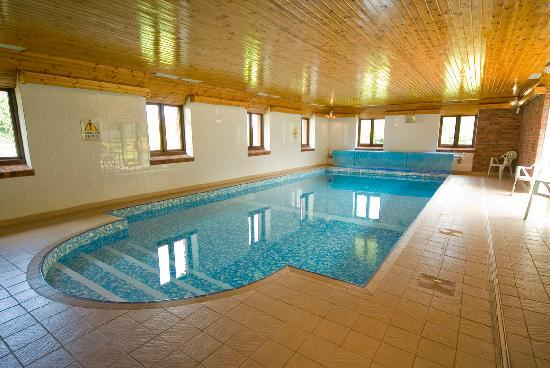 Indoor Swimming Pool Picture Of Wheel Farm Cottages Combe Martin Tripadvisor