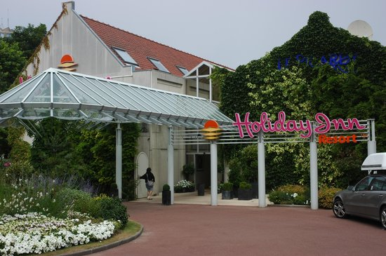 Holiday Inn Le Touquet: Holiday Inn Resort, Le Touquet