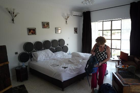 Domaine Malika: Chambre