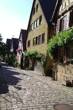 Hotel Schillerhof: more streets