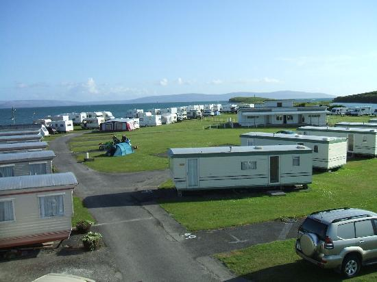 The Salthill Hotel: Salthill Caravan Park