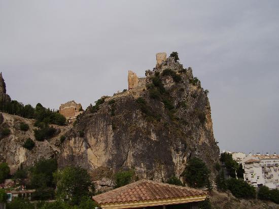 Hotel & Spa Sierra de Cazorla: view from terrace