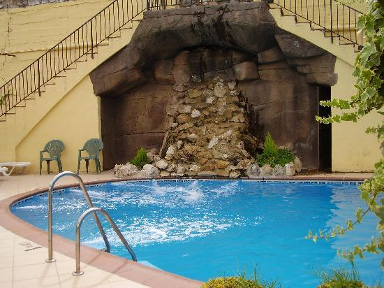 Hotel & Spa Sierra de Cazorla: Swimming pool