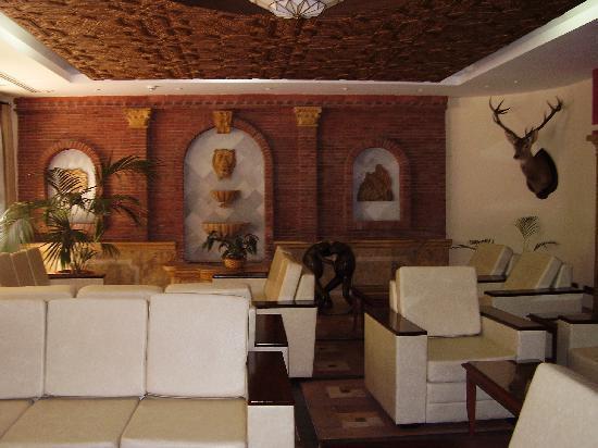 Hotel & Spa Sierra de Cazorla: reception