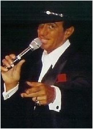 "Dino's TV Variety Show: Larry Tanelli as Dean Martin sings ""Houston"""