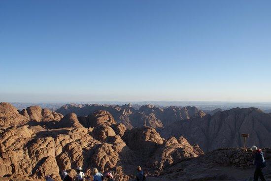 Mount Sinai: The View