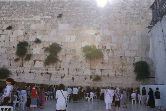 Jerusalem, Israel: The Wailing Wall