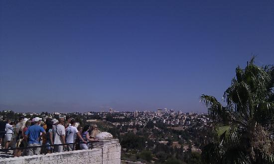 Jerusalem, Israel: From Outsie The City