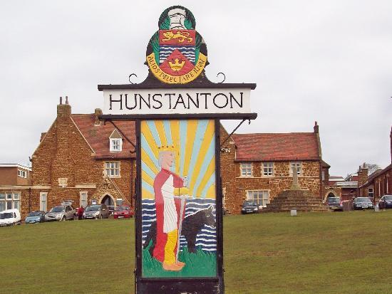 a good stay in hunstanton