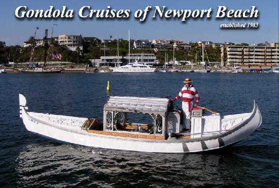 Gondola Adventures Inc Newport Beach