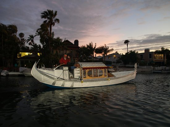 ‪Gondola Cruises of Newport Beach - Private Cruises‬